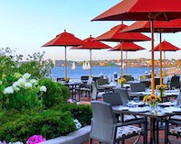 Battery Wharf Hotel in Boston