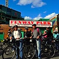 Photo of City View Bike Tour at Fenway Park in Boston