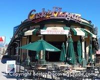 Best sports bars near Fenway Park
