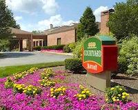 Courtyard Hotel near Gillette Stadium in Foxborough