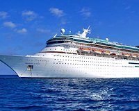 Photo of cruise ship