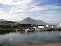 Djupivogur, Iceland - photo courtesy of Olafurbj