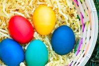 Easter egg hunts in Boston in April