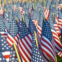 Field of Flags - Boston