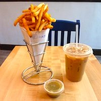 Frites from Saus