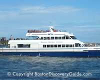 Boston Harbor Sightseeing Cruise