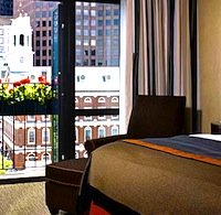 Room at the Millennium - Boston Hotel Specials for November