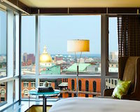 Nine Zero Hotel in Boston