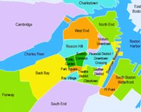 Where to find free Boston maps
