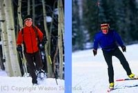 Winter Trails Day near Boston