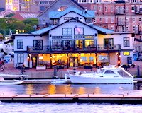 Boston Yacht Haven - waterfront boutique hotel in the North End