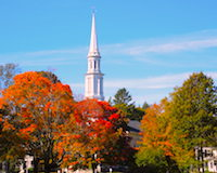 New England Fall Foliage tour from Boston
