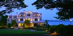 The Chanler Inn at Cliffwalk - spectacular waterfront views