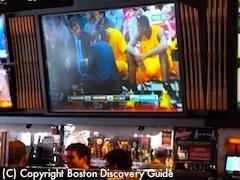 McGreevys - Boston sports bar near Fenway Park