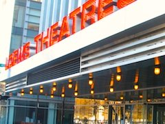 Boston nightlife options include movies, such as Loew's Boston Common movie theater