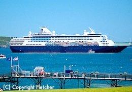 Holland America's Maasdam cruises from Boston