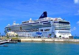 Norwegian Cruise Line's Norwegian Dawn cruises from Boston