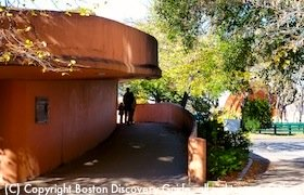 Fiedler Footbridge to Boston Esplanade