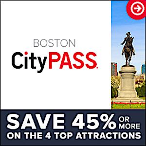 Boston CityPASS Discount Card