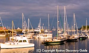 Brilliance of the Seas fall foliage cruises in Boston