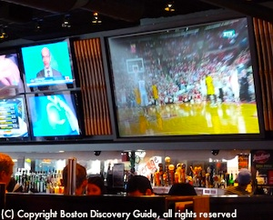 Jerry Remys Sports Bar - Fenway Park in Boston