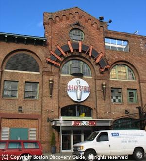 Popular Boston sports bars include Jillians, near Fenway Park