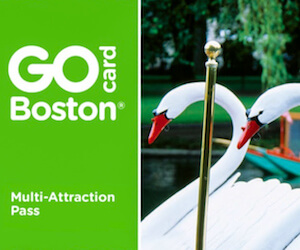 Save BIG with Go Boston discount card