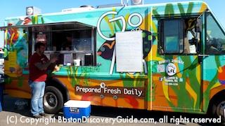Harvard Sq Food Trucks