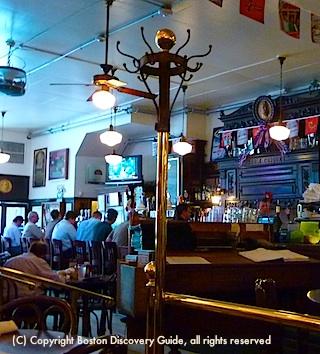 Jacob Wirth - Jake's Bar - Boston Theatre District