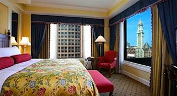 Photo of room in Boston Harbor Hotel