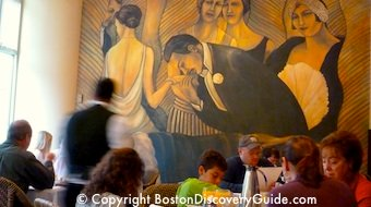 Brasserie Jo in Boston
