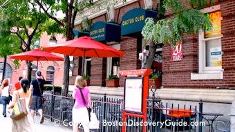 Cactus Club in Boston's Back Bay