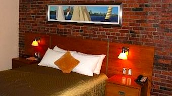 Harborside Inn - affordable Boston hotel in a great location for Harborfest