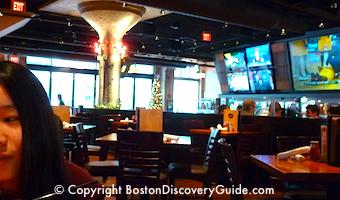 Jerry Remy's restaurant near Boston's Fenway Park