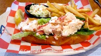 Legal Sea Foods at Pru Center- Back Bay Restaurant