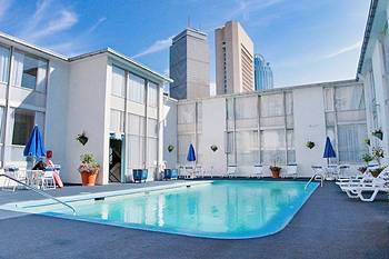Photo of swimming pool at Midtown Hotel in Boston