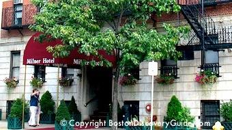 Found Hotel Boston MA