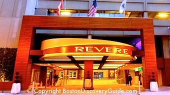 Find out about Downtown Boston Hotels
