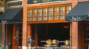 Sonsie in Boston