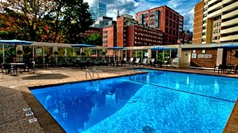 Wyndham Hotel in Boston MA