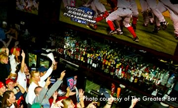 Greatest Bar - top sports bar and dance club near Boston's TD Garden