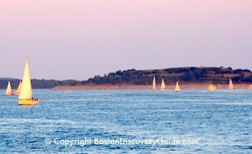 Boston Harbor Islands today