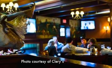 Clerys - Boston sports bar
