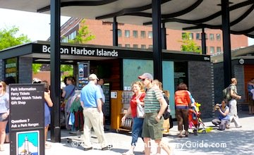 Boston Harbor Islands - Ferry cruises