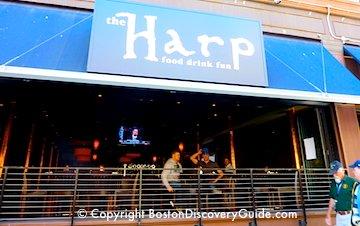 The Harp - Sports bar near TD Garden