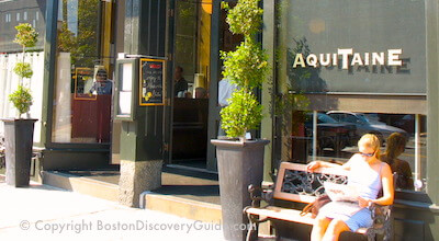Aquitaine - French restaurant in Boston