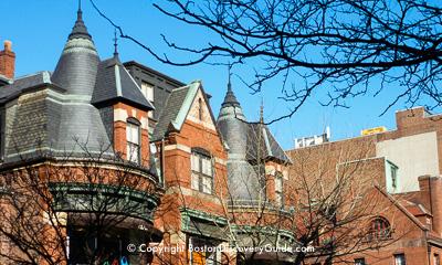 Boston Tours for Winter