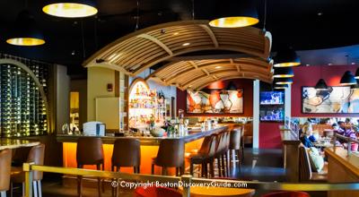 Meritage Restaurant in Boston