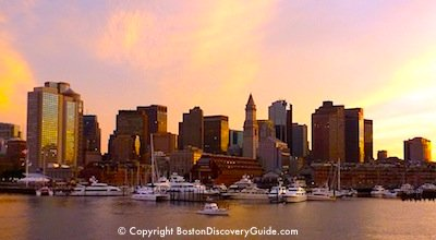 Harbor Islands - Boston events July