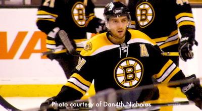 New England Bruins April schedule at TD Garden in Boston